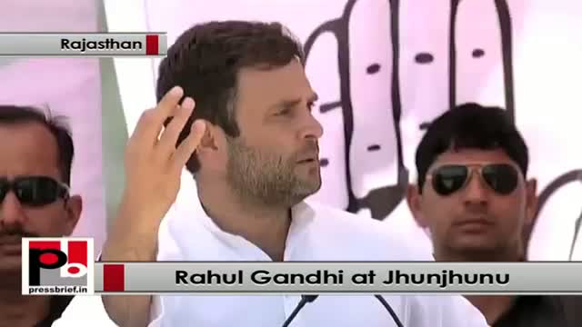 Rahul Gandhi's dream - Every citizen must have equal rights, equal power