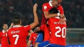 Chile vs Australia 2014 (3-1) - All Goals and Full Highlights - FIFA World Cup 2014