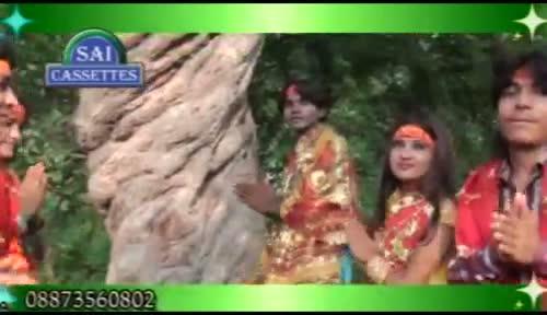 Jhula Jhule Li | Bhojpuri Devotional Song | Chalili Dulari Mai