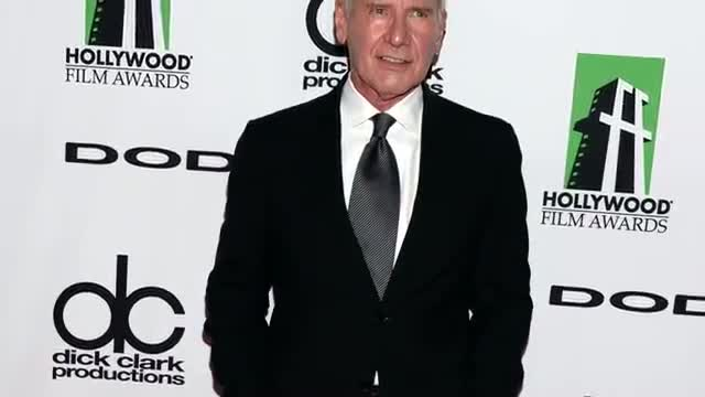 Harrison Ford Rushed to Hospital