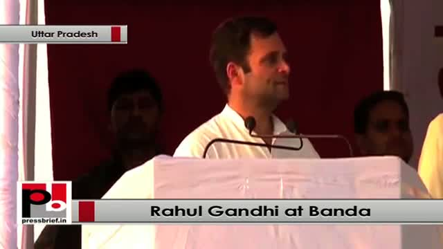 Rahul Gandhi: Every youngster must have employment opportunity