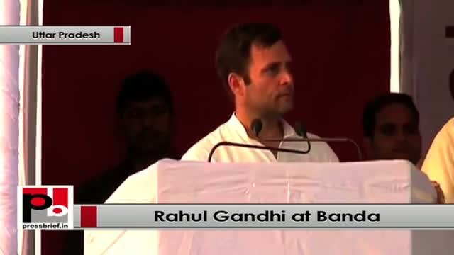 Rahul Gandhi's dream - Every citizen must have rights to health and jobs