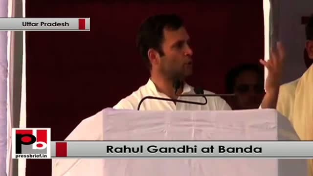 Rahul Gandhi's agenda - go to the people, listen to their issues