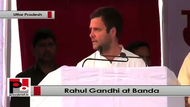 Rahul Gandhi's dream - Women must be empowered adequately