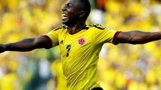 Colombia vs Greece 3-0 2014 - All goals and Highlights - FIFA World Cup 2014 HD