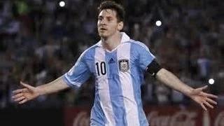 Argentina vs Bosnia & Herzegovina 2-1 2014 - Lionel Messi Goal vs Bosnia - FIFA World Cup 2014 HD