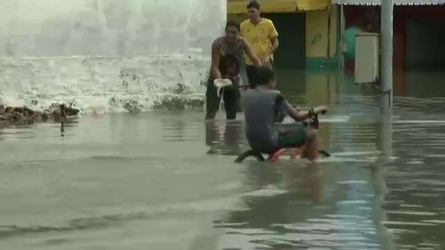 Flooding Alert Ahead of US Match in Brazil