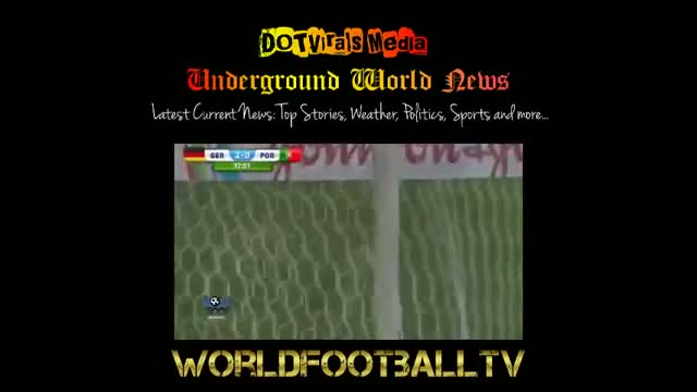 Germany vs Portugal 2014 ( 4-0 ) All Goals & Highlights - FIFA WORLD CUP 2014