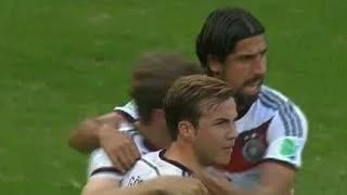 Germany vs Portugal 4-0 - All Goals & Highlights - FIFA World Cup 2014