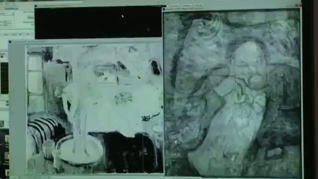 Picasso Artwork Reveals Hidden Man