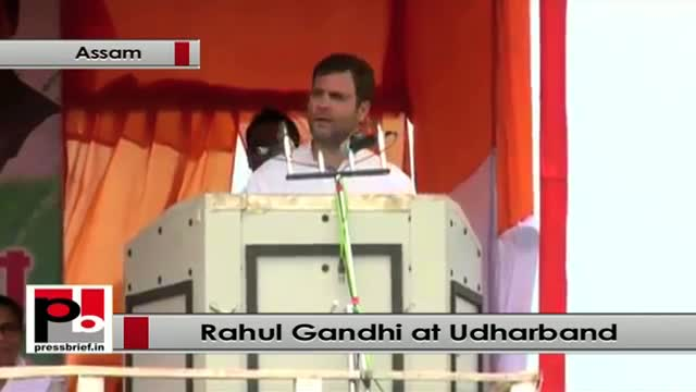 Rahul Gandhi stresses for the need to pass Women reservation Bill