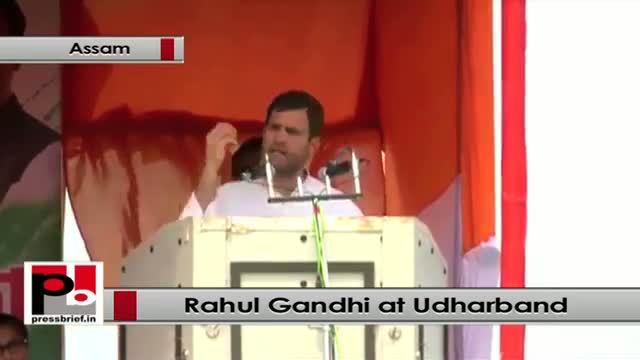 Rahul Gandhi wants every Indian must have a right to health, access to hospitals