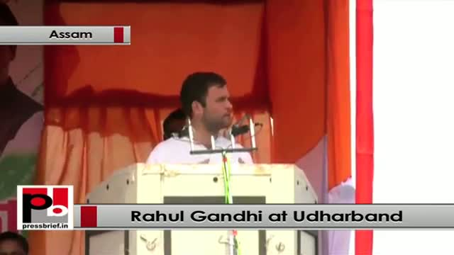 Rahul Gandhi's dream - Every poor must have own house
