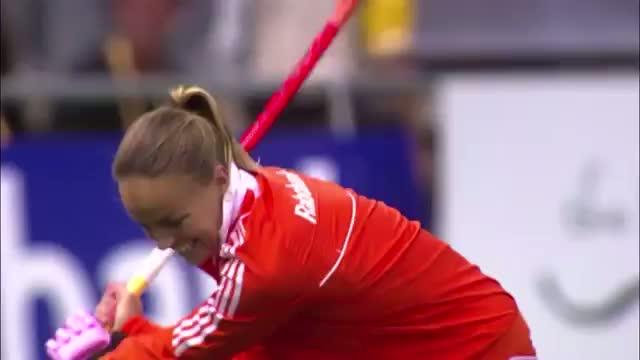 Hero Top Scorer: Maartje Paumen, Netherlands