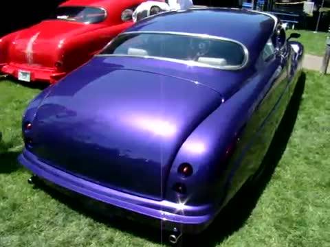 Mercury Hot Rod Classic Car
