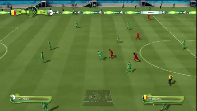 Belgium vs Algeria 2014 Goals & Full Match FIFA World Cup 2014 Full PS3 Gameplay Highlights