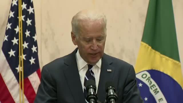 Biden: Iraq Needs Assistance, Unity