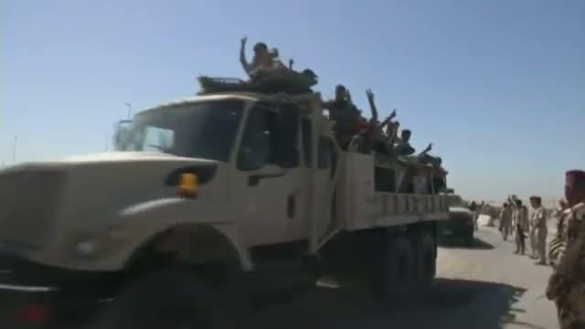Baghdad Tense As Residents Eye Insurgency