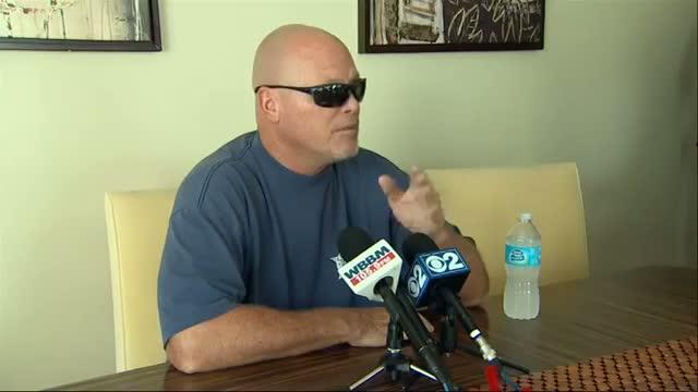 Ex Bears QB McMahon Talks About Health Battles