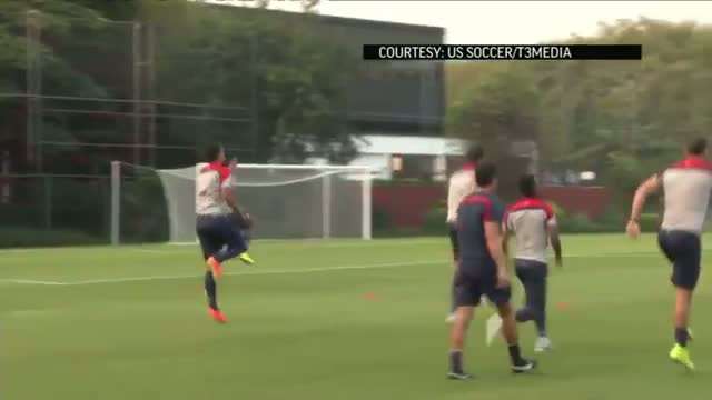 US Turns Attention to Weekend Game Vs. Portugal
