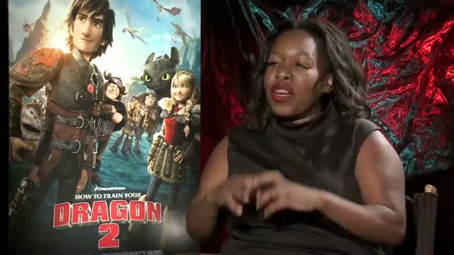 How to Train Your Dragon 2 - 2014 Movie - Exclusive Gerard Butler & Craig Ferguson interview