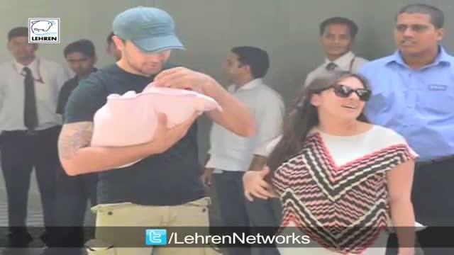 Imran Khan Names His Daughter Imara Mallik Khan
