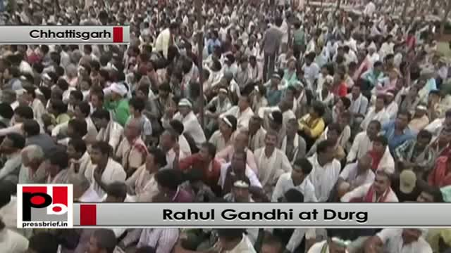 Rahul Gandhi: Congress committed to transform India positively