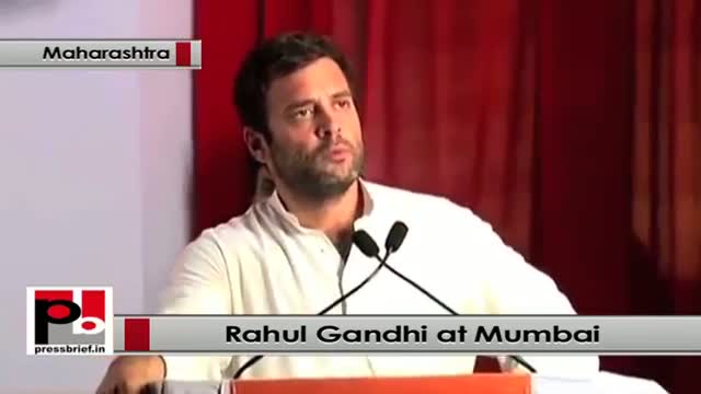 Rahul Gandhi: Everyone in our country must get equal respect