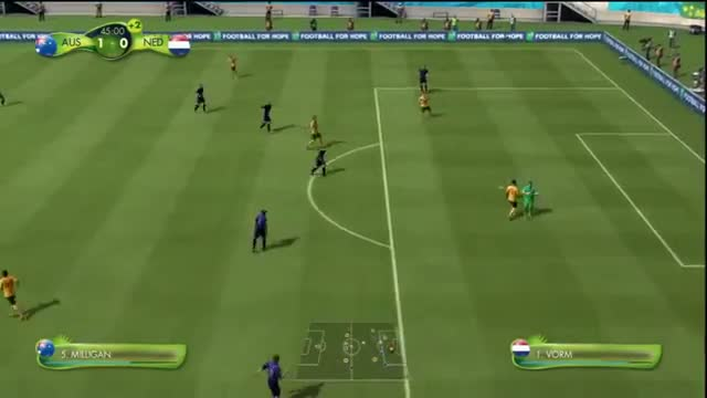 Australia vs Netherlands 2014 Goals & Full Match - FIFA World Cup 2014 Full PS3 Gameplay Highlights