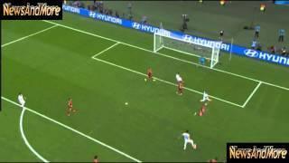 Spain vs Chile 0-2 - All Goals & HighLights World Cup 2014 Goals Charles Aranguiz 1 Eduardo Vargas 2