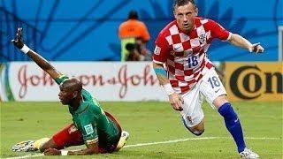 Cameroon vs Croatia 2014 Goals & Full Match - World Cup 2014 Full PS3 Gameplay Highlights