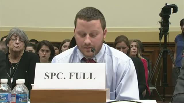 House Committee Holds Hearing on Bergdahl Swap