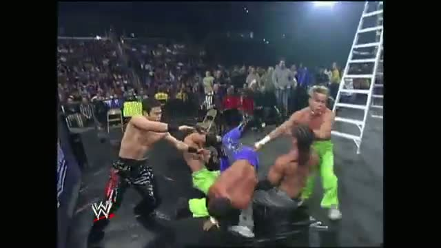 Five Rarely Seen Ladder Matches on WWE Network: Five Things, June 18, 2014