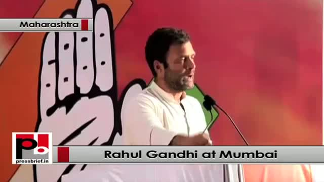 Rahul Gandhi wants India overtakes China in manufacturing