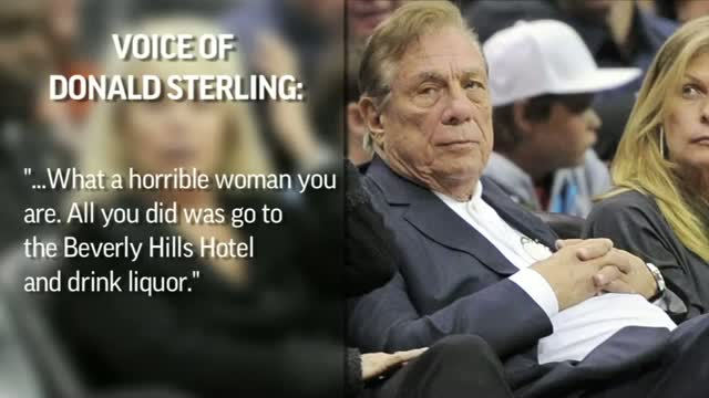 Court Releases Donald Sterling Phone Call