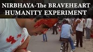MOST SHOCKING HUMANITY EXPERIMENT - BLEED TO DEATH - I BEG YOU TO WATCH - NIRBHAYA SOCIAL EXPERIMENT