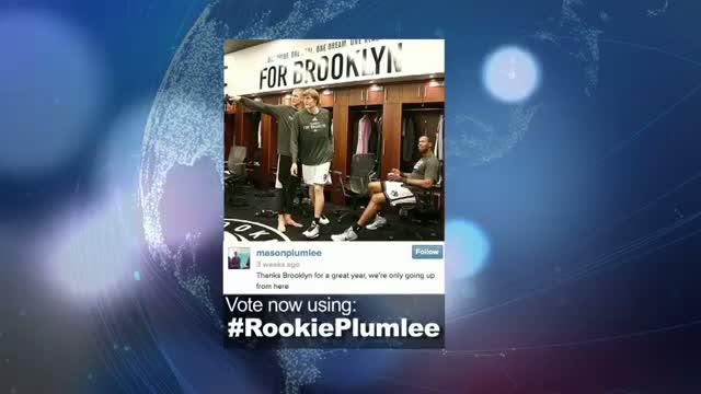 2014 NBA Social Media Awards Social Rookie Award Nominees