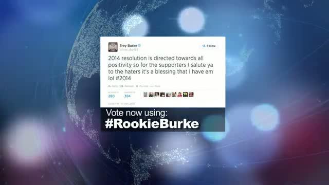 2014 NBA Social Media Awards Social Rookie Award Nominee: Trey Burke