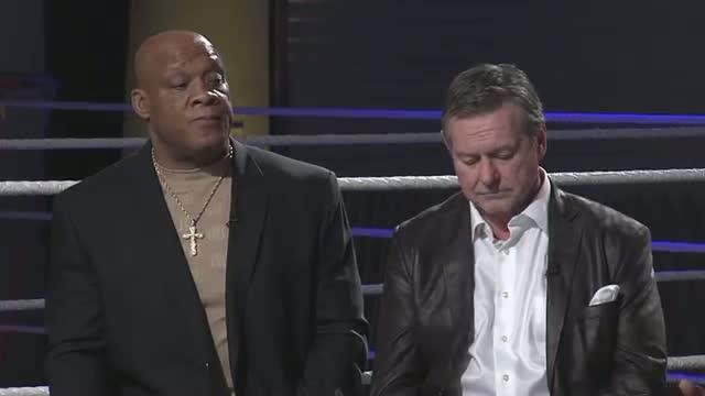 """Tony Atlas vs. """"Hacksaw"""" Jim Duggan: WWE Legends' House, June 19, 2014"""
