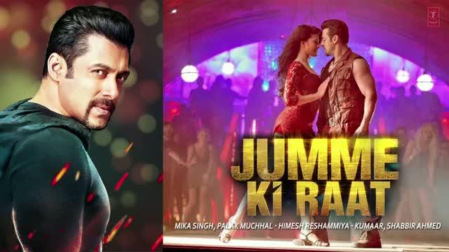 Kick: Jumme Ki Raat Full Audio Song - Salman Khan & Jacqueline Fernandez - Mika Singh