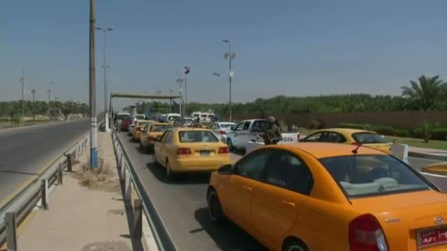 Thousands in Iraq Join Fight Against ISIL