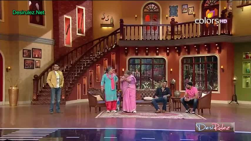 Comedy Nights with Kapil - Yuvraj Singh and Harbhajan Singh - 21st June 2014 - Part 4/4