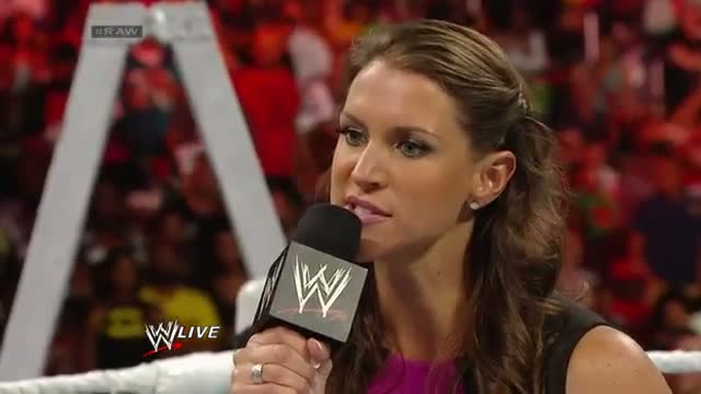 Stephanie McMahon gives Vickie Guerrero an ultimatum: WWE Raw, June 23, 2014