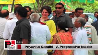 Priyanka Gandhi - a leader who can contribute to rebuild the Congress party