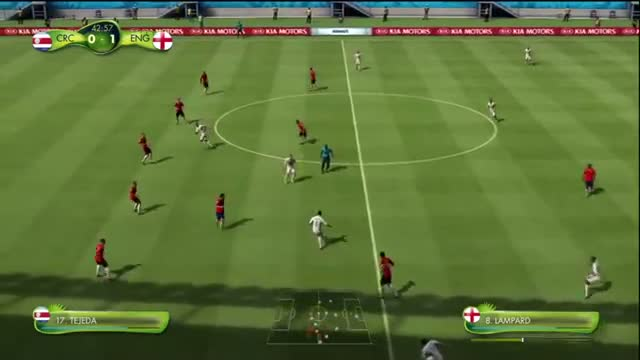 COSTA RICA VS ENGLAND (0-0) - FIFA WORLD CUP 2014 - OFFICIAL FULL MATCH WITH COMMENTARY