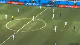 Greece vs Côte d'Ivoire 2014 (2-1) - All Goals & Highlights FIFA World Cup [24/06/2014]