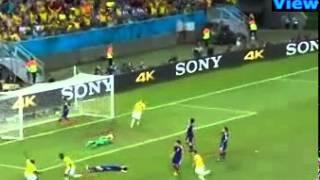 Colombia 4-1 Japan - All Goals (24/06/2014) FIFA World Cup 2014