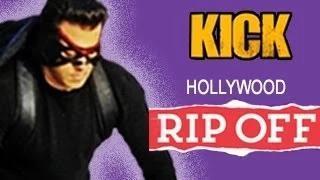 Salman Khan's KICK RIP-OFF of 8 Hollywood movies!