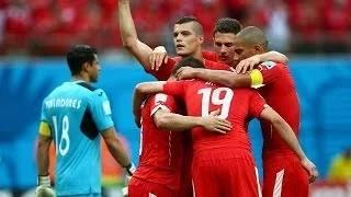 Shaqiri Hattrick - Honduras vs Switzerland (0-3) - All Goals & Highlights - FIFA World Cup 2014
