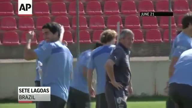 FIFA Opens Case on Suarez Bite Incident